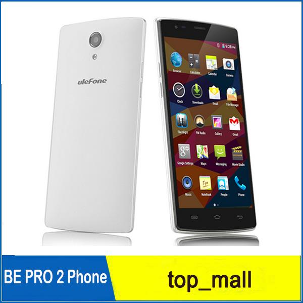 Quad Core d'origine Ulefone Be Pro 2 5.5inch 4G LTE Android 5.1 2GB 16GB Smartph