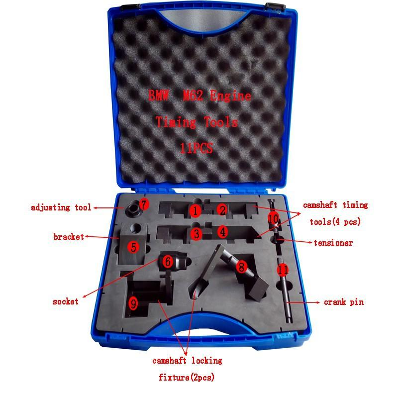 Problems With Bmw V8 Engine: For Bmw M62 V8 Camshaft Vanos Engine Timing Tool Kit Car