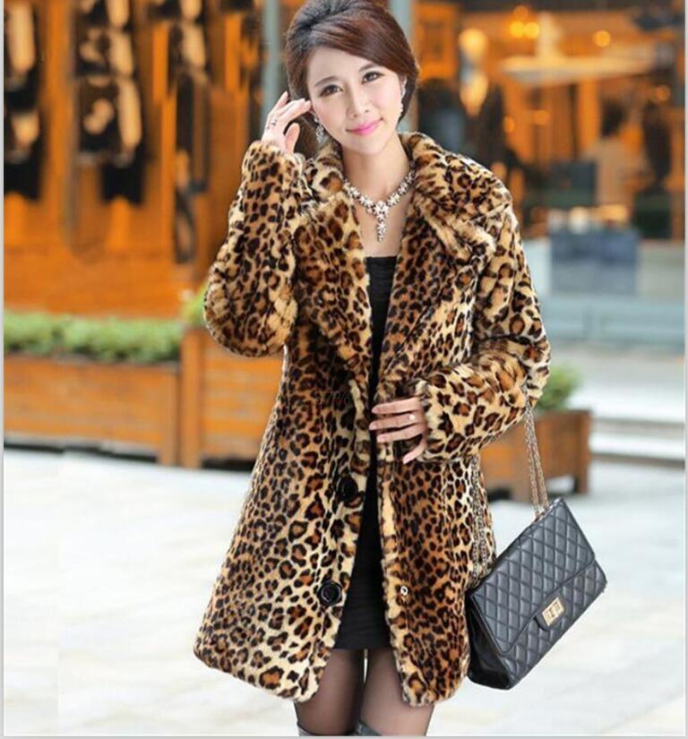Wholesale-Hot-selling New Winter Korean Faux Fur Coat,Thick Warm ...