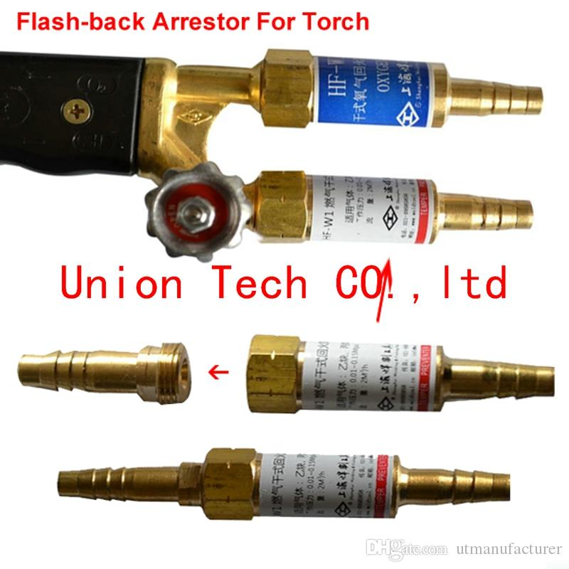 High Quality Flashback Arrestor , Gas Welding/Cutting ...