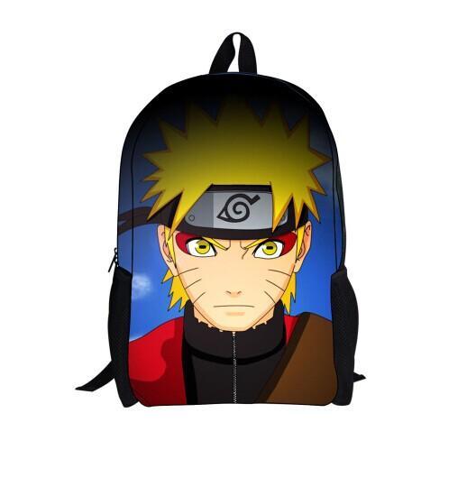 Aliexpress.com : Buy Anime Naruto Backpack Nursery School Students ...