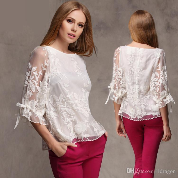 Womens Summer Tops And Blouses