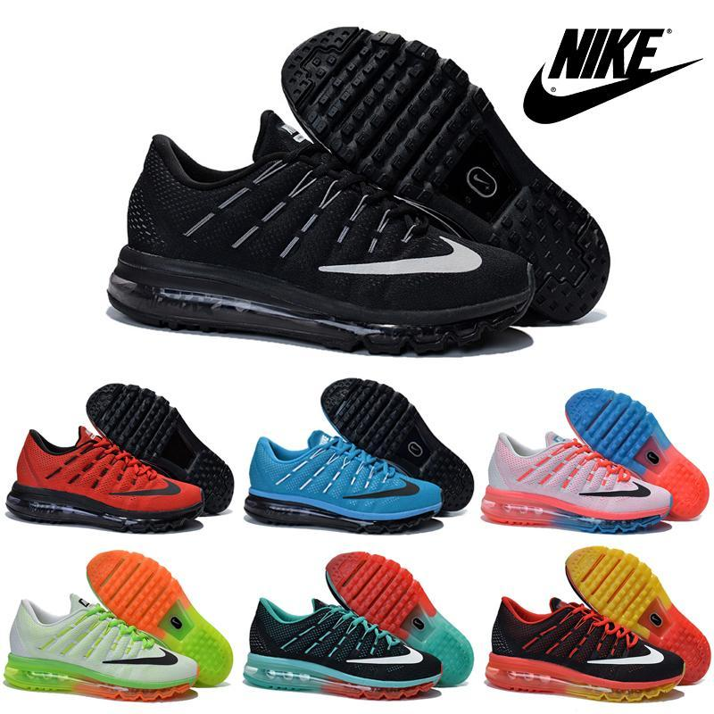 Nike Men's Air Max Audacity 2016 Basketball Shoe