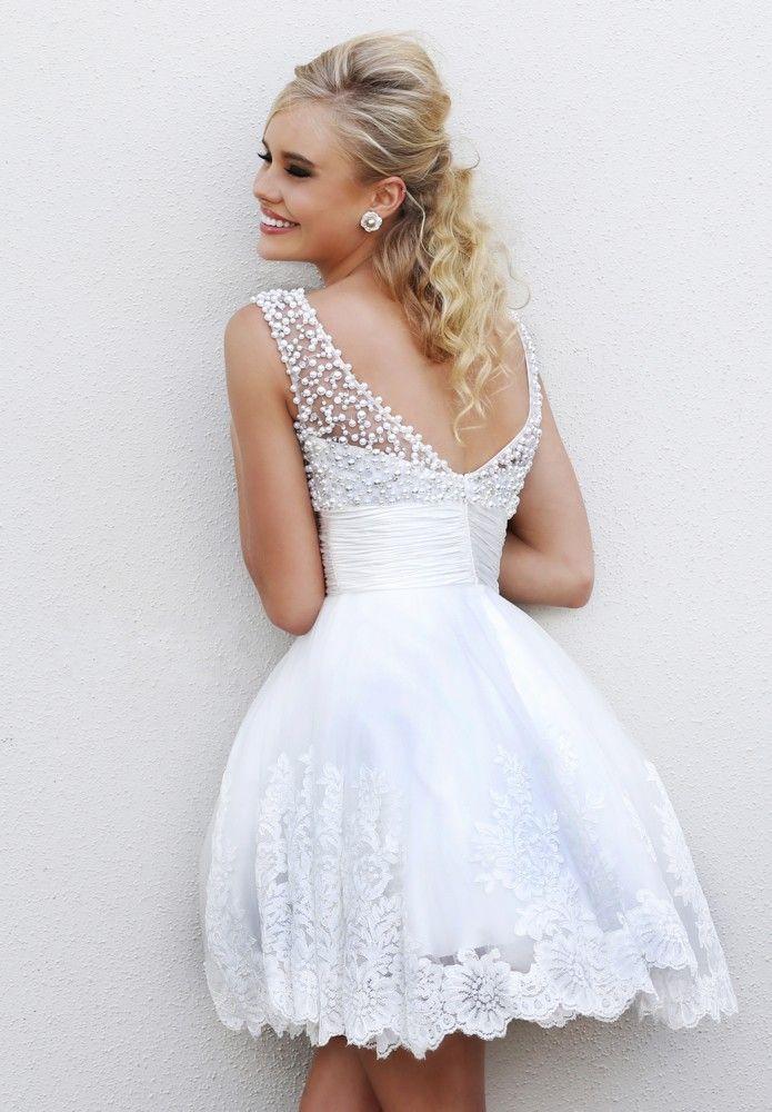 Платья белые 2015
