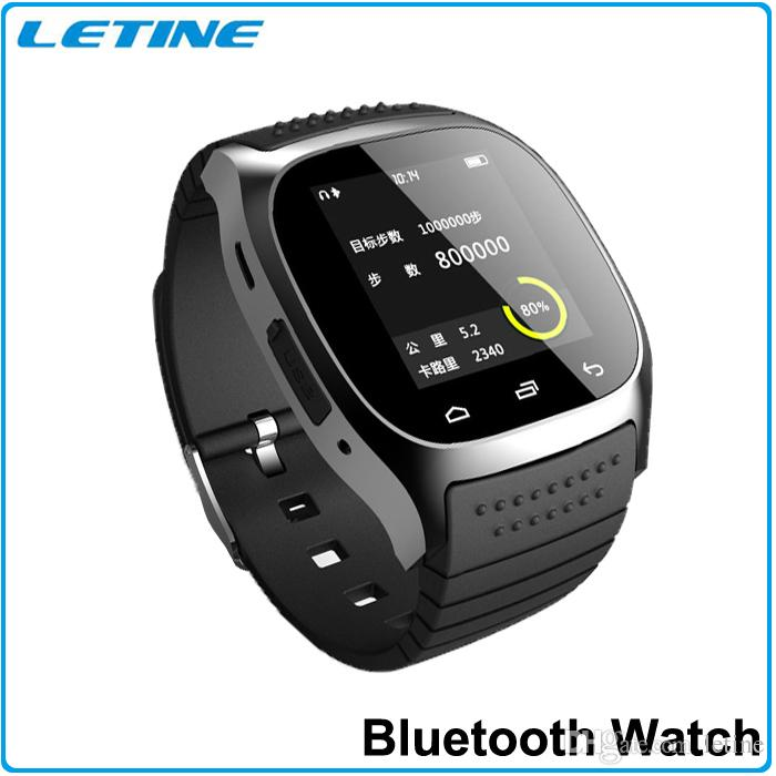 M26 Smart Watches Bluetooth Smartwatch With Led Display ...