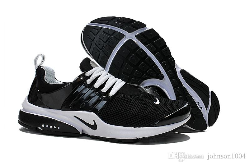 Air Presto Black White