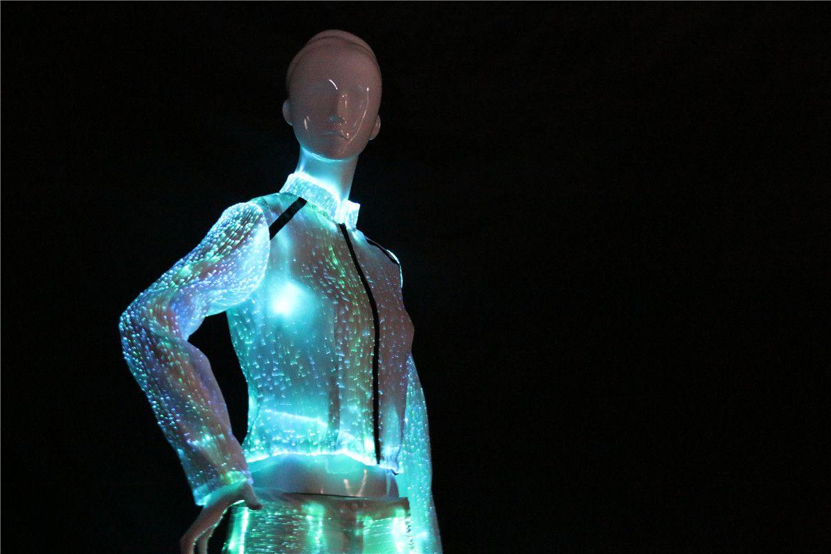Led Fancy Carnival Costumes Women Suit Prom Suit Jacket Women ...