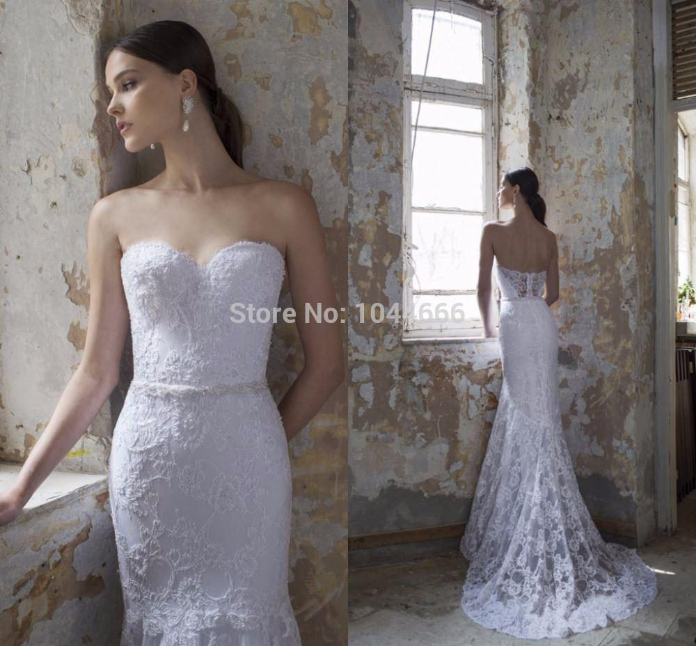 2015 Beach Wedding Dresses By Israel Designer Vadim Margolin ...