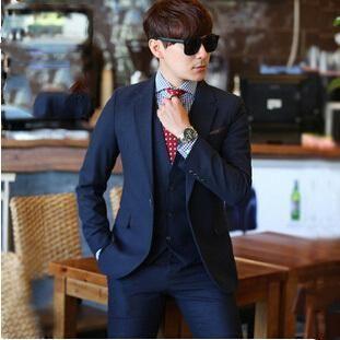 New Men Latest Coat Pant Designs Terno Slim Fit Suit Men Tuxedo ...
