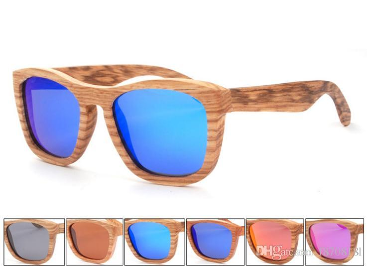 new style wood sunglasses men women bamboo handmade wooden sunglasses wood frame sunglasses polarized light wooden leg sunglasses