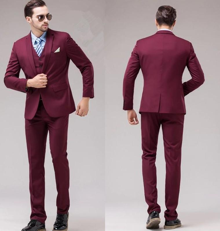 Cheap Slim Fit Suits Back | Free Shipping Slim Fit Suits Back