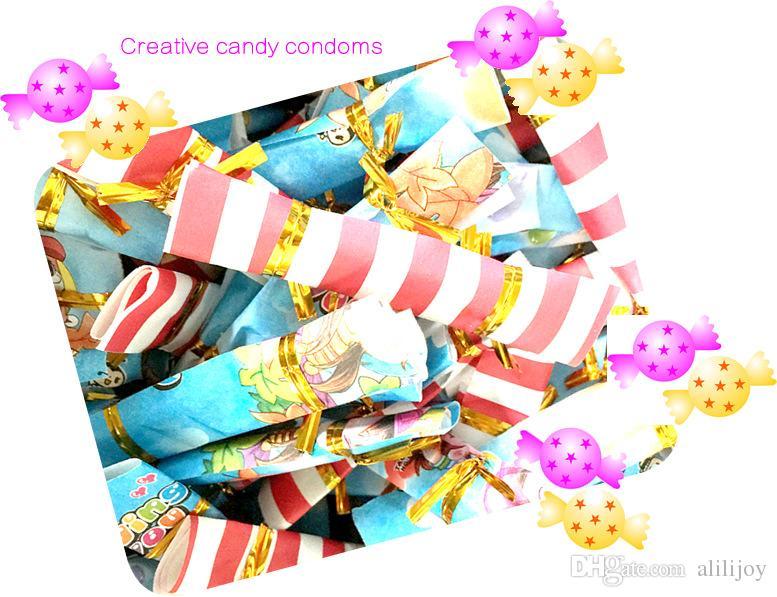 single pack condoms