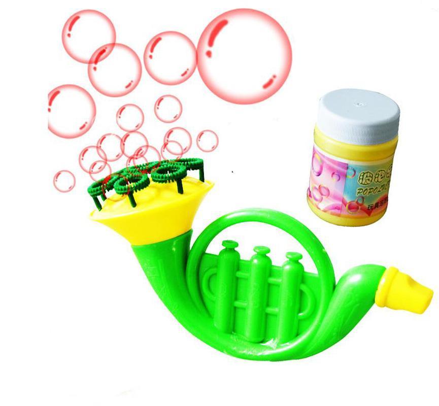 how to make bubble liquid for bubble gun