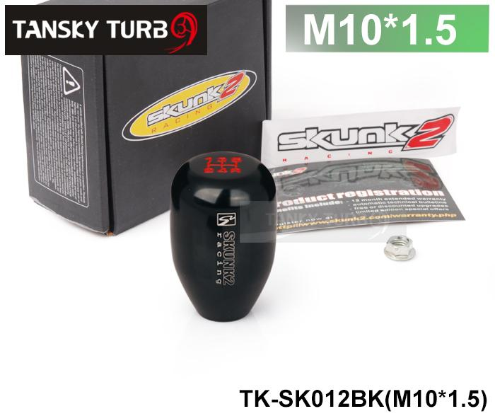 Tansky - Sk2 (M10*1.5) Racing 5 SPeed Car Shift Knobs High Q. (Red Black Blue Gold ) TK-SK012 (M10*1.5)