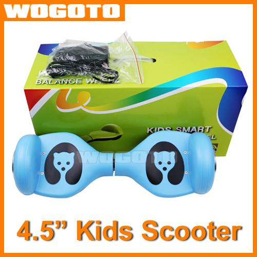 4 5 Kids Hoverboard Smart Balance Wheel 4 4ah Electric