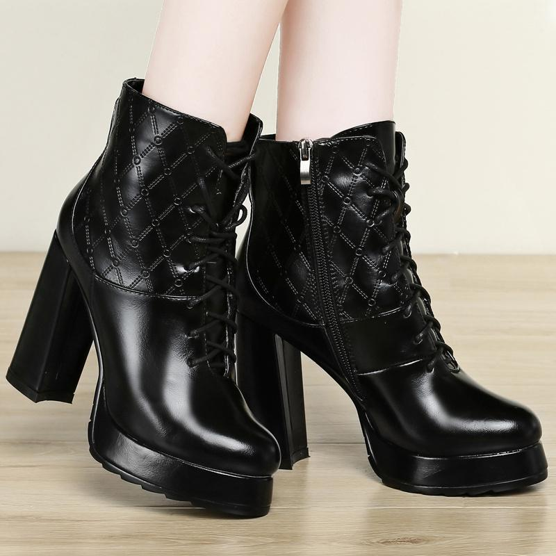 2015 New Style Womens Boots Cheap And High Quality High Heel Boots ...