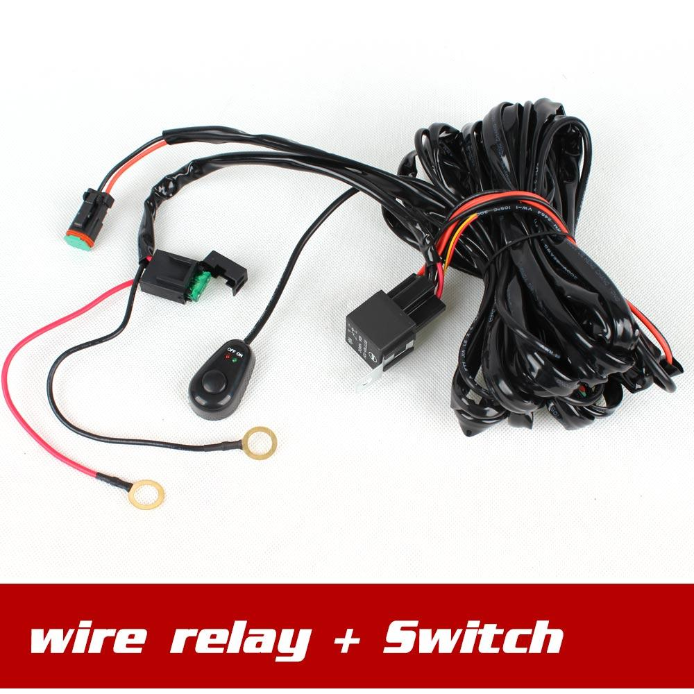 discount wire control relay switch wire harness for spotlights hid wire control relay switch wire harness for spotlights hid drive work light led work light bar