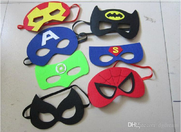 Как сделать свою маску супергероя