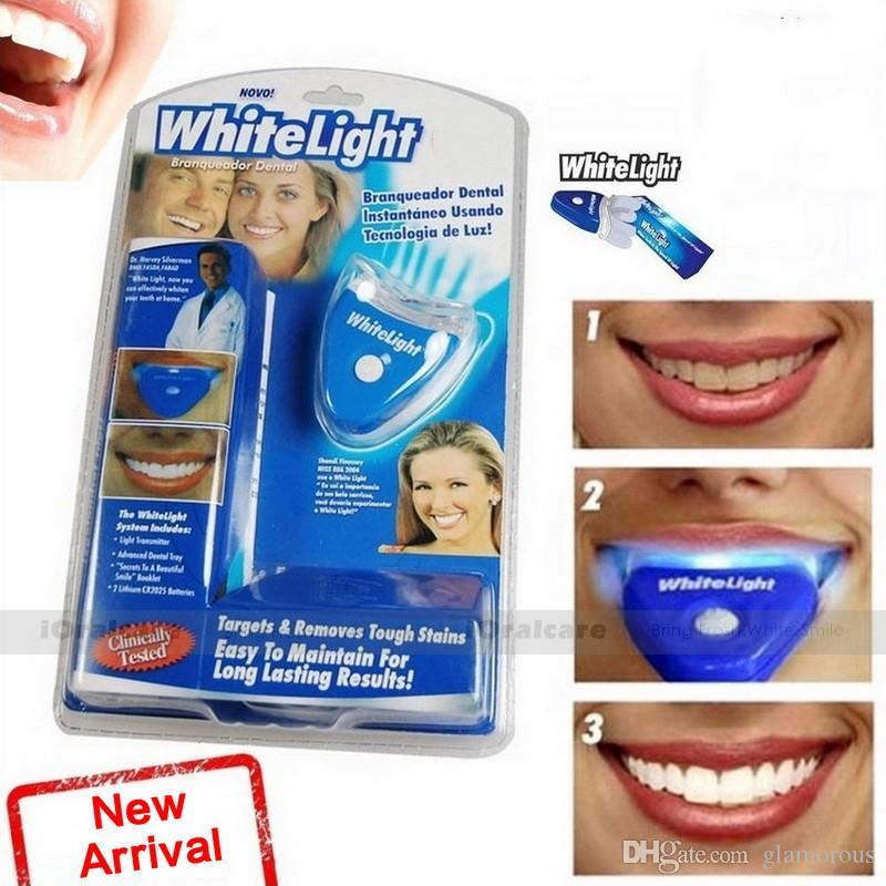 white light led teeth whitening whitener kit gel whitener dental white. Black Bedroom Furniture Sets. Home Design Ideas