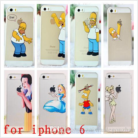 Simpsons Iphone 6 Case Simpson Case Cases For Iphone