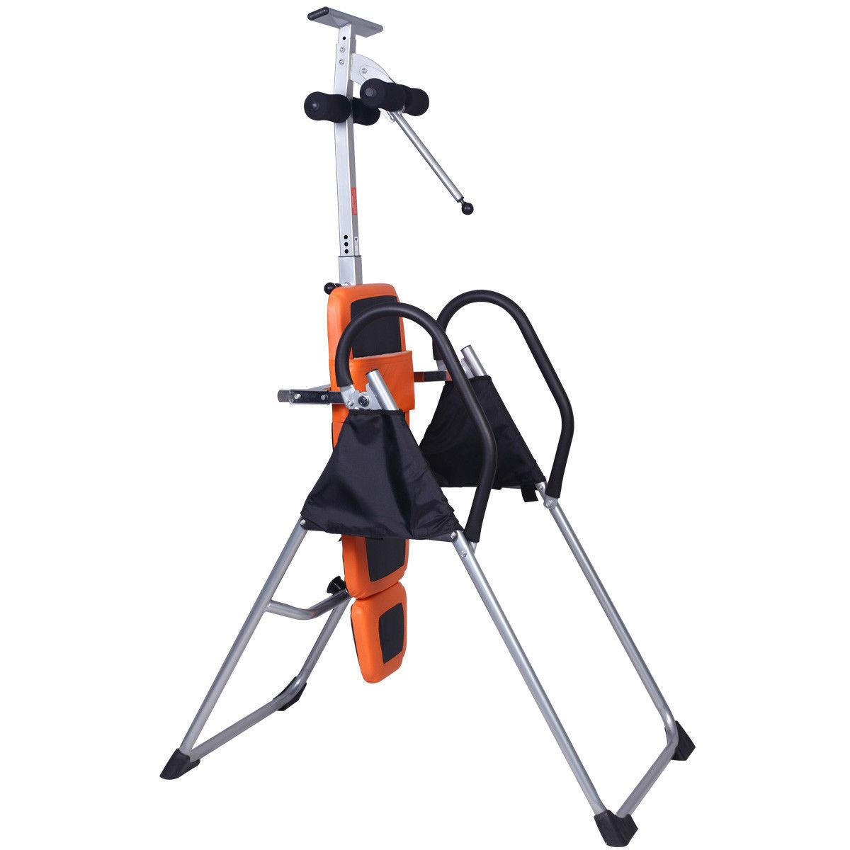 2017 foldable inversion table back therapy fitness for 1201 back therapy inversion table