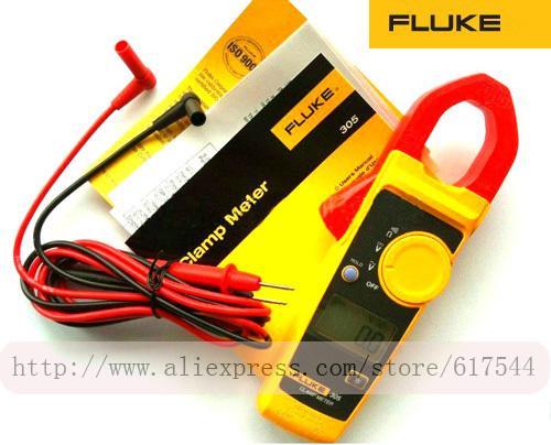 Clamp Meter Brands : Wholesale fluke digital clamp meter current voltage