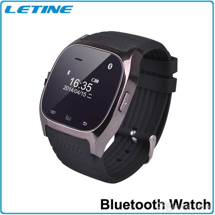 2016 Bluetooth Smart Watches M26 for IPhone 6/6S Samsung ...