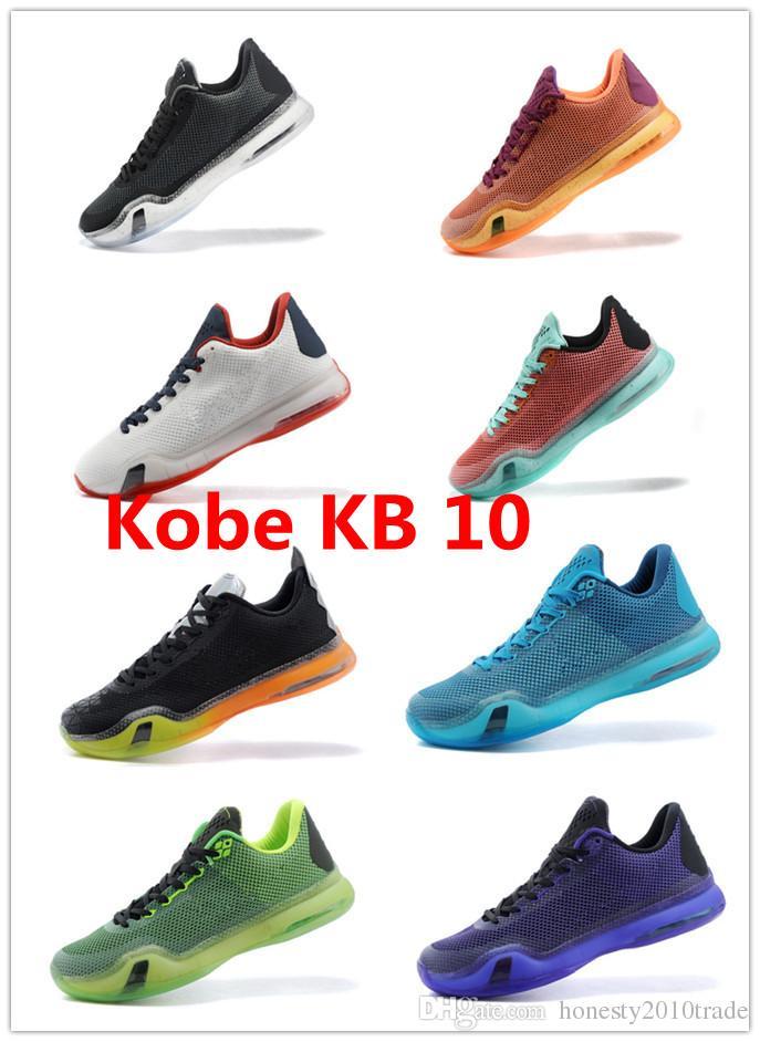 kobe 10 elite all colorways