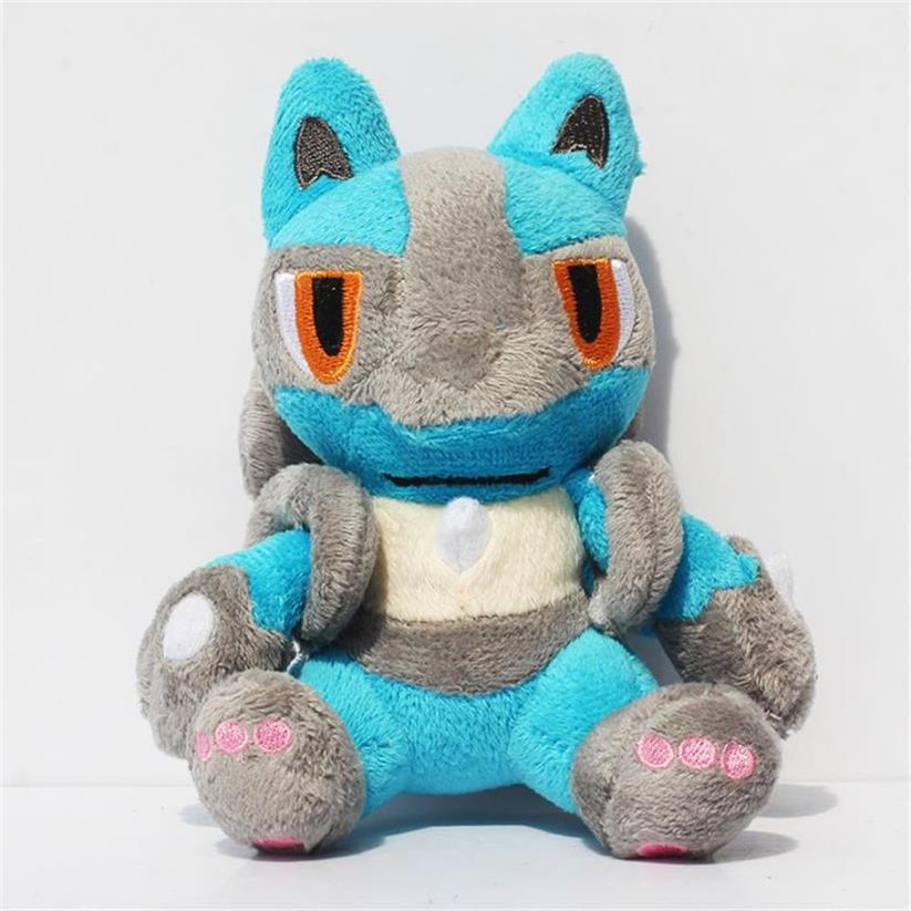Soft Toys With Pockets : Lucario pocket high quality toy soft plush doll stuffed