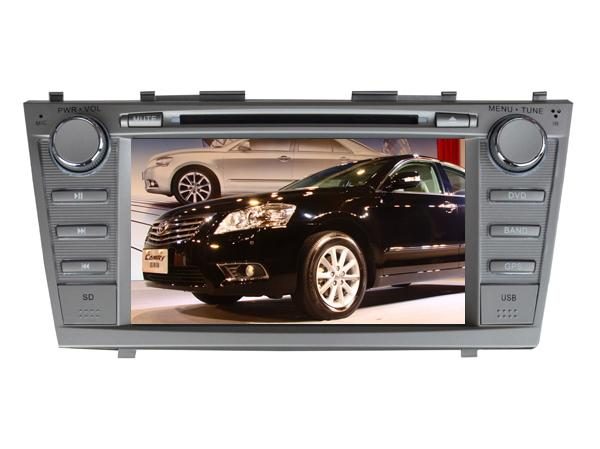 2017 new toyota camry 2007 2008 2009 2010 2011 8 inch car dvd player audio vi. Black Bedroom Furniture Sets. Home Design Ideas