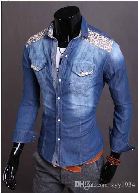 Men&39s Casual Shirts Wholesaler Zyy1934 Sells Men Shirt 2015 Brand