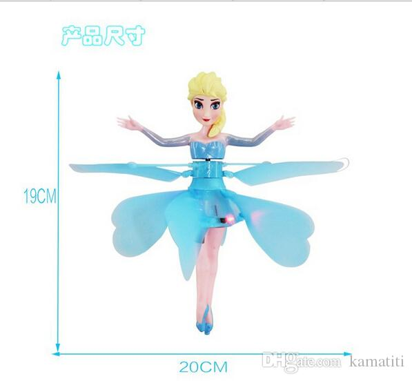 Toys That Start With F : Frozen new princess dolls flying elsa toys s