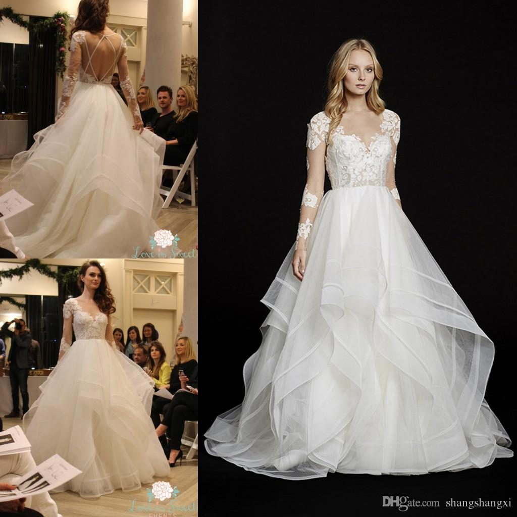 Wedding Hayley Paige Wedding Dresses where to buy hayley paige wedding sleeves online can i 2015 romantic vintage lace bodice keyhole back long dresses sexy a line scoop hollow organza we