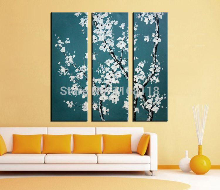 Magnificent 3 Panel Wall Decor Embellishment - Art & Wall Decor ...