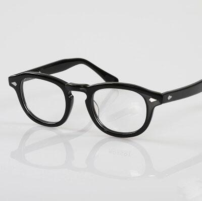 blondeblacktortoisecrystalblackcrystal eyeglass frame classic glasses frame