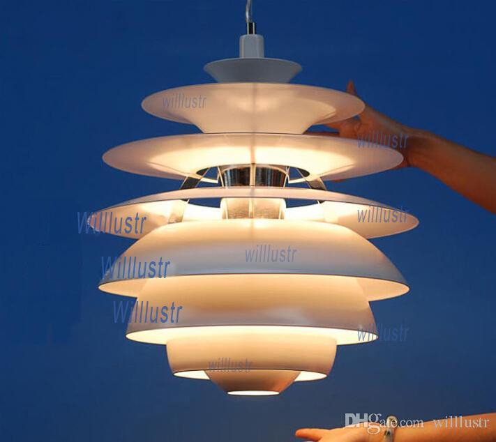 Wholesale Louis Poulsen Snowball Suspension Pendant Lamp