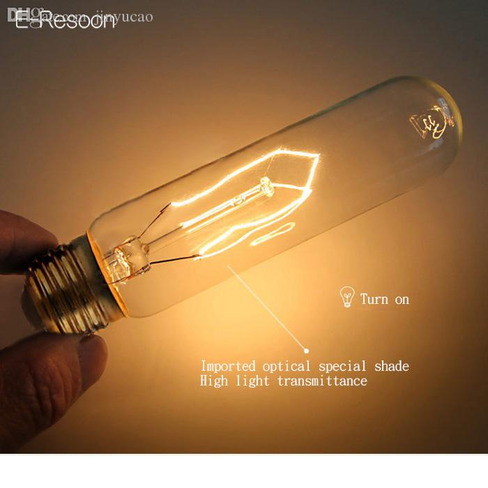 Light Bulb Industry: Wholesale-Edison light bulb industry retro style T30-14 30W incandescent light  bulb free,Lighting