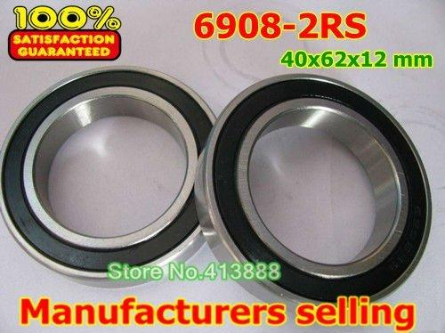 Best High Quality Stainless Steel Bearing Ss6908 2rs 6908