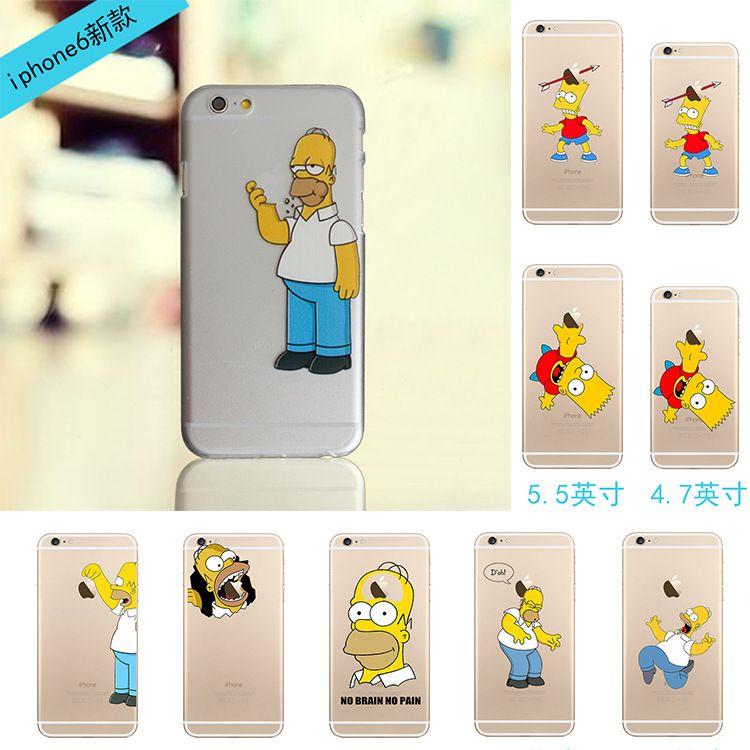 Simpsons Iphone 6 Case Iphone 6 Simpson Cases