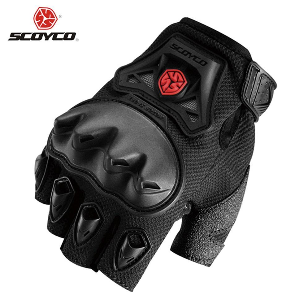 Motorcycle gloves ratings - Scoyco Motorcycle Gloves Protective Gear Men Breathable Luva Moto Guantes Summer Motocross Off Road Enduro