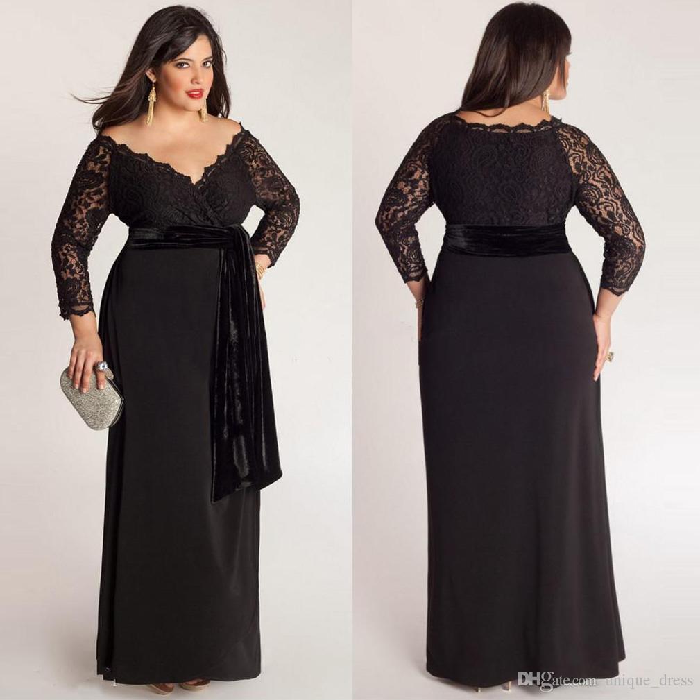 Evening dresses in plus sizes uk