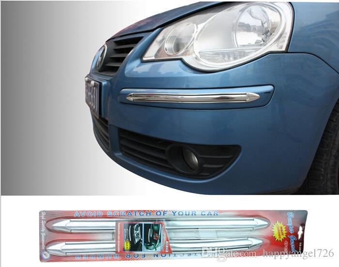 4 Pcs/set car anti-collision strip, car bumper protector, Bumper crash bar ,Exterior Accessories,auto supplies