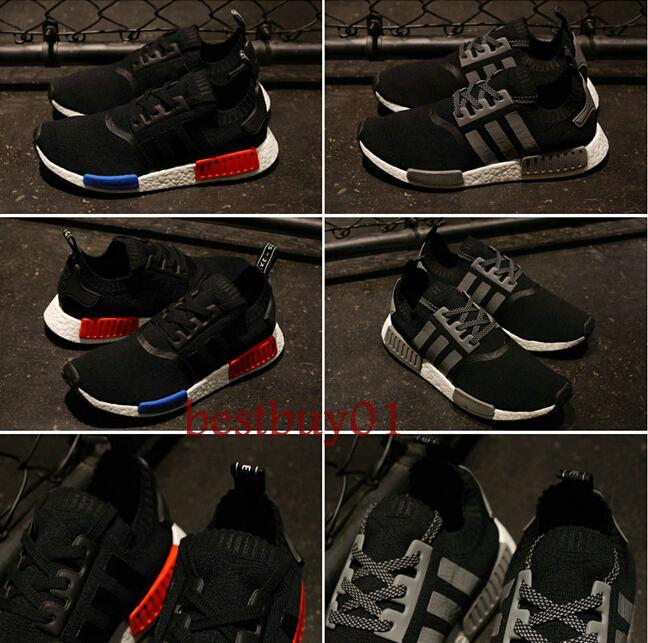 Adidas Nmd Runner Primeknit Men's Shoe Black