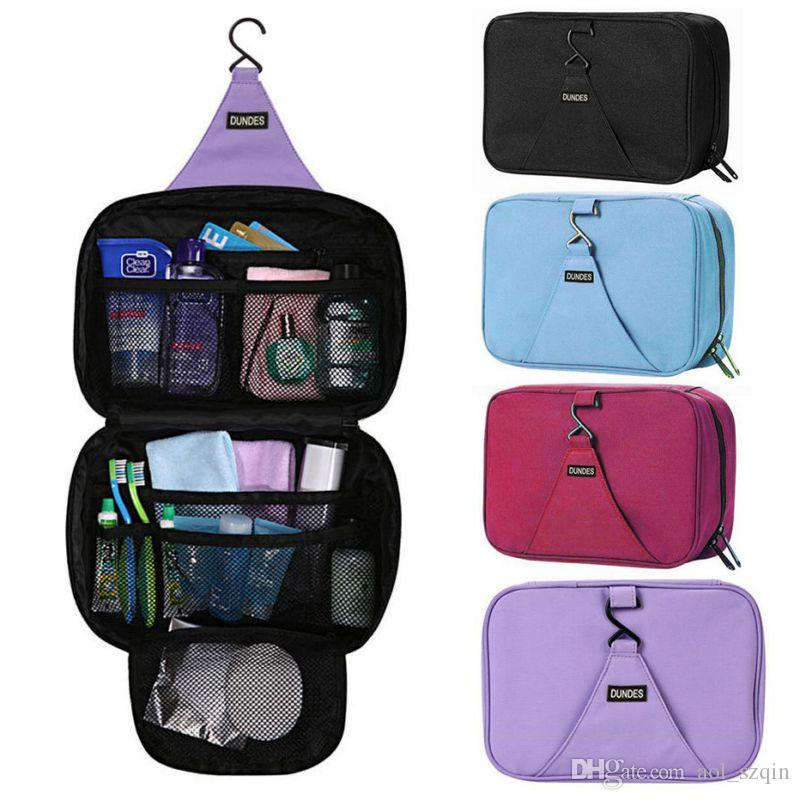 makeup bag cosmetic bag toiletry bag multi pouch with hook travel bag large storage space makeup bag cosmetic bag storage bag online with 499piece on