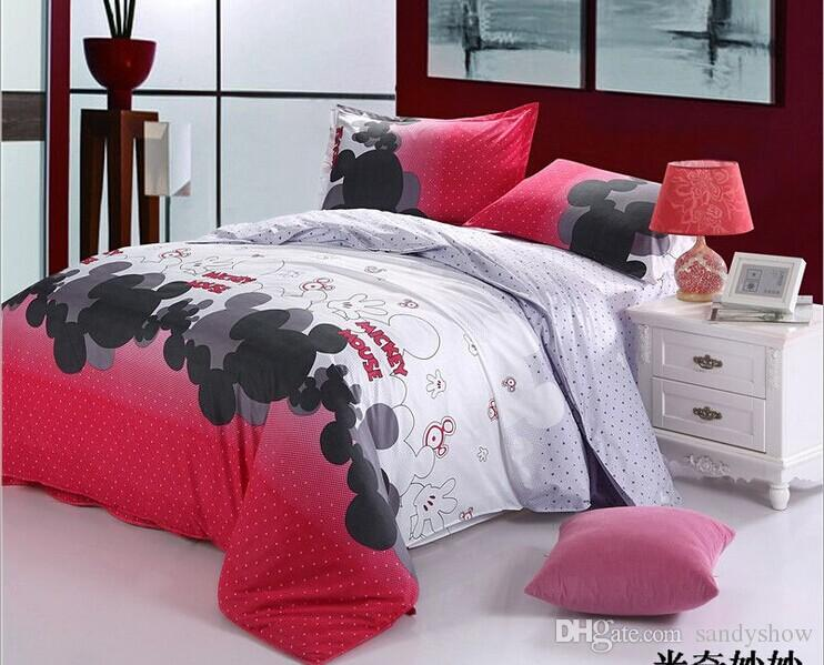 Lowest 2th type fleece fabric materia bedding sets for Types of bed covers