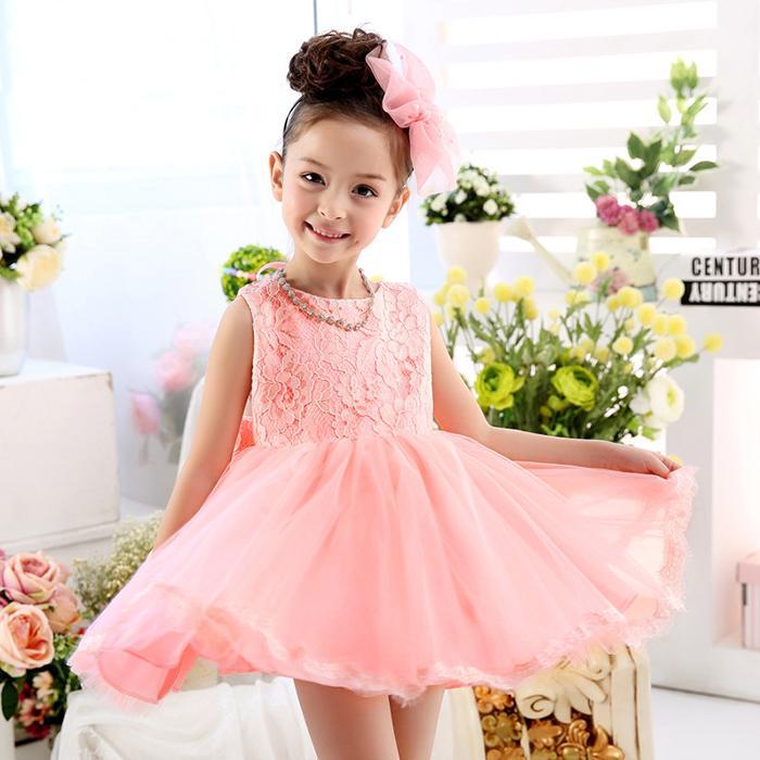 Flower Girl Dress New Pattern Vestido Meninas Children Clothing ...