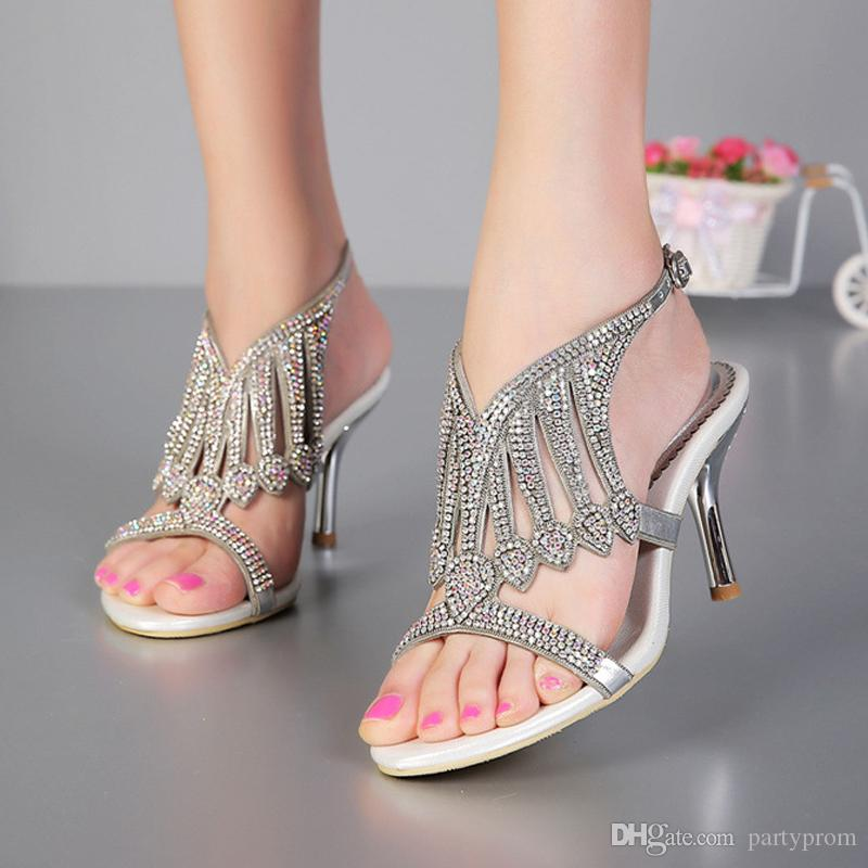 Cheap 2 Inch Silver Heels | Free Shipping 2 Inch Silver Heels ...
