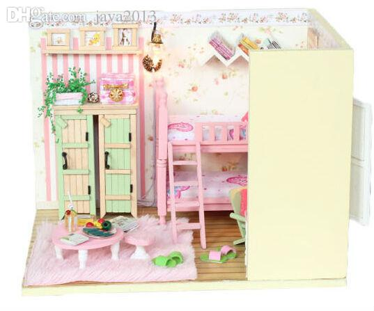 ... 18 Inch Doll Dollhouse Miniature Dollhouse Furniture Kits From