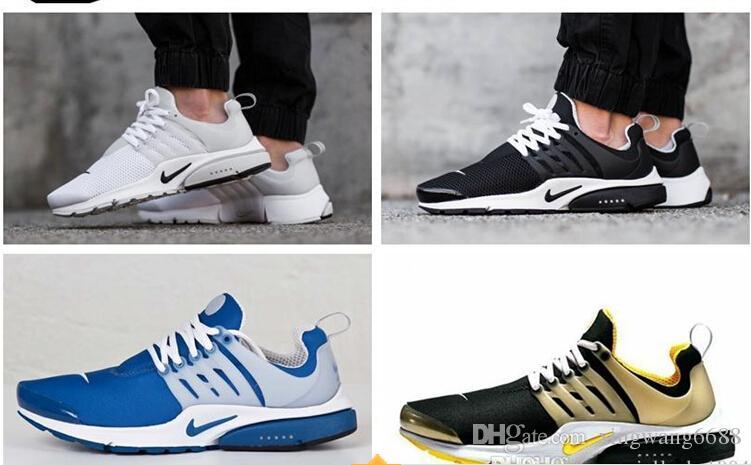 nike air presto shoes