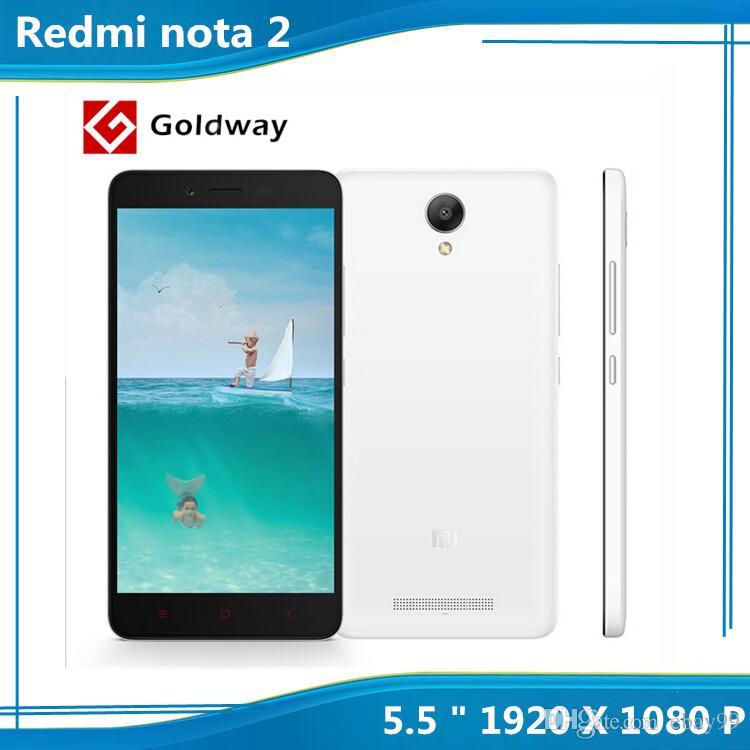 Xiaomi Redmi Note 2 Td Tdd Mobile Phone Mtk Helio X10 Octa Core ...